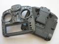 TARANIS X9D-plus Gehäuse Carbon-Fiber Special-Edition