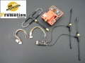 868 mHz FrSky R9M HF-Modul und R9 Slim+  / LBT