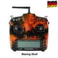 TARANIS X9D-plus EU/LBT FrSky Blazing Skull SE, dt. Menüf.
