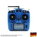 TARANIS X9 Lite EU/LBT FrSky Senderset blau