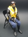 Scale-Pilot WWII German Luftwaffe 1:7/1:8