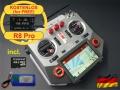 HORUS X10S Express EU/LBT FrSky Senderset Silver 2,4Ghz