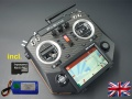 HORUS X10S Express EU/LBT FrSky transmitter Carbon