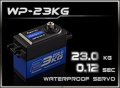 HD-Power Digital Servo WP-23KG waterproof