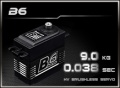Power-HD Digital BL Servo B6 HV
