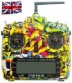 TARANIS X9D-plus EU/LBT FrSky Rock Monster Special-Edition