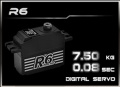 Power-HD Digital HV Servo R6
