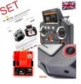 FrSky HORUS X12S EU/LBT texture+R9M-TX-Module+German Manual