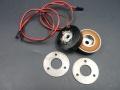 TopRC Radbremsen 40 mm mit Bremsscheiben