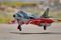 TopRC Hawker Hunter 1:5.8 Swiss Colour Scheme 69,7 ARF