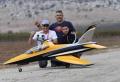 TopRC Sport Jet Odyssey Yellow 91 ARF