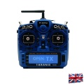 TARANIS X9D plus 2019 SE EU/LBT FrSky transmitter Night Blue