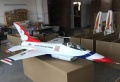 TopRC F16 1:6 ThunderBird Scheme 65 ARF