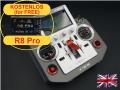 Horus X12S EU/LBT silver FrSky Senderset mit Koffer