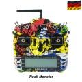 TARANIS X9D-plus EU/LBT FrSky Rock Monster SE, dt. Menüf.