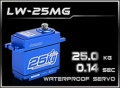 HD-Power Digital Servo LW-25MG wasserdicht