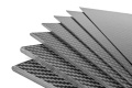 Kohlefaserplatte 1,5x400x250 mm