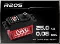 Power-HD Digital HV Servo R20