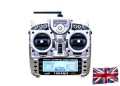 TARANIS X9D - plus EU/LBT FrSky transmitter with EVA-Bag