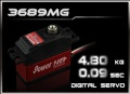 Power-HD Digital Servo 3689MG