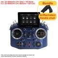 TANDEM X20 EU/LBT FrSky Senderset Blau 2,4Ghz