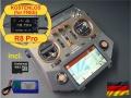 HORUS X10S Express EU/LBT FrSky Senderset Amber 2,4Ghz