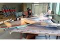 TopRC Hawker Hunter 1:5.8 Dessert Scheme 69,7 ARF