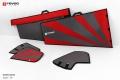 EM Schutztaschenset Zlin 526 AFS einfarbig