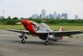 TopRC P-51D Mustang Blondie 89 ARF