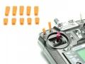 Toggle Switch Cover orange
