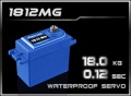 HD-Power Digital Servo 1812MG wasserdicht