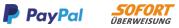 PayPal - Sofortüberweisung